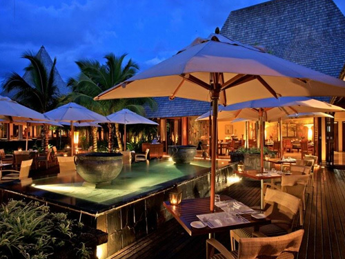 Fine Dining Day & Evening at Shanti Maurice Resort