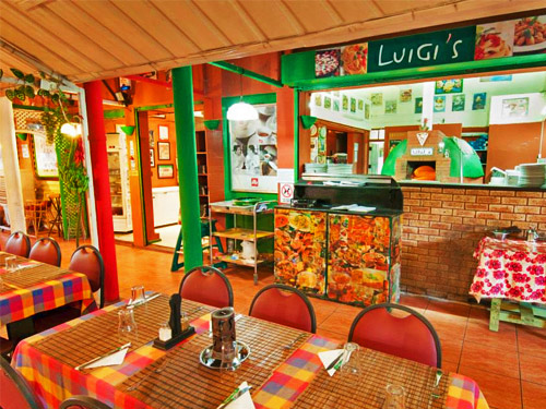 Rs 1000 Voucher for Luigi's Italian Pizzeria & Pasta Bar