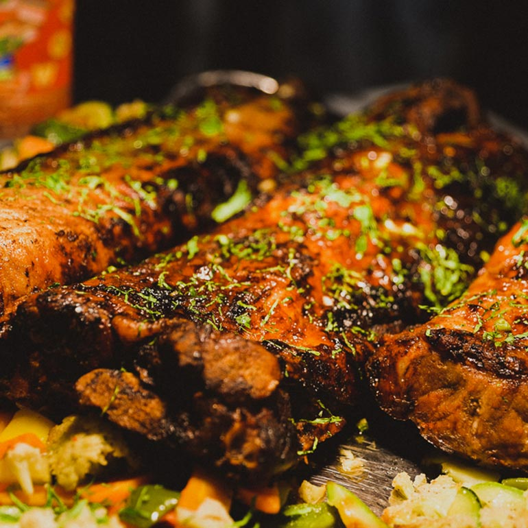 Wednesday Dinner At Le Bazar Restaurant - The Butcher Shop
