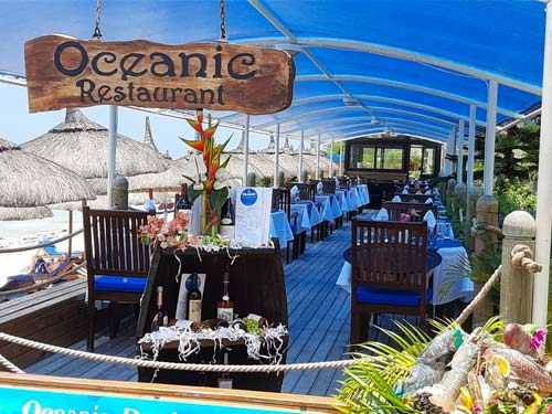 3-Course Lunch at Oceanic Restaurant - Pearle Beach Resort & Spa