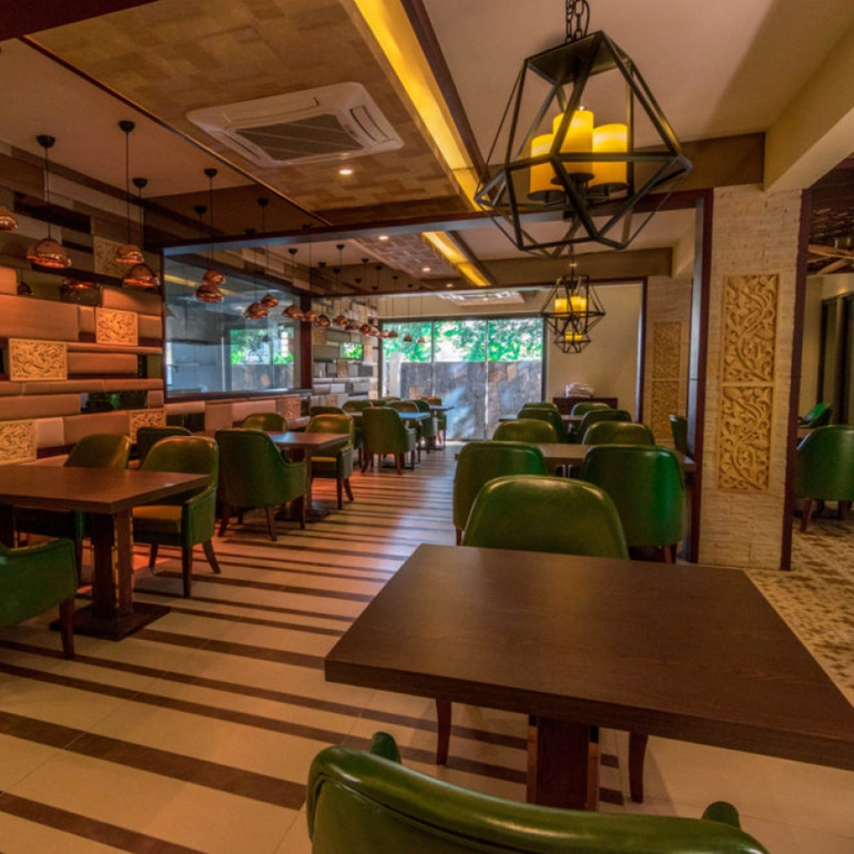 3-Course Lunch or Dinner at the Nitzana Restaurant