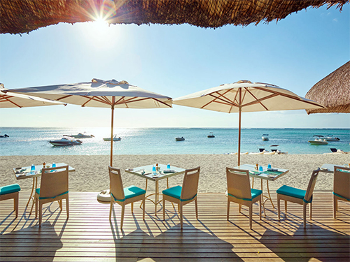 4-Course Dinner At The Beach Restaurant – Lux* Le Morne