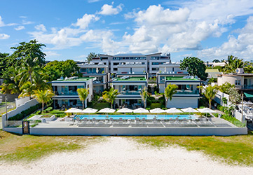 O'Biches Beachfront Luxury Apartments