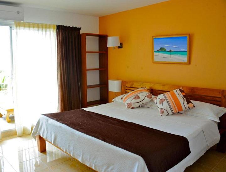 Seaview Duplex 1 - Bedroom