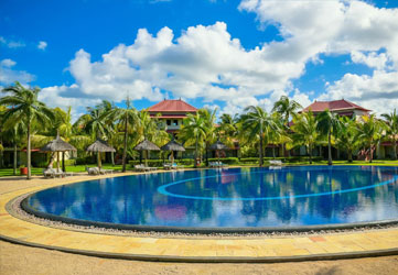 Tamassa Resort – All Inclusive Resort – Overnight Stay