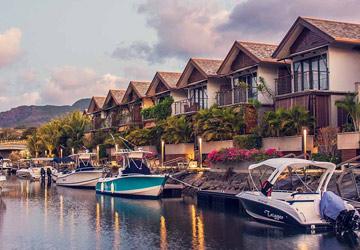 West Coast Marina