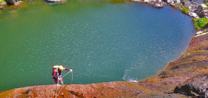 Canyoning Excursion – Tamarind Falls – Half Day