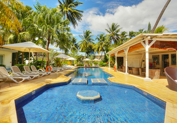 Cocotiers Hotel  (Les Cocotiers Mauritius)