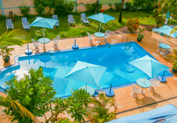 Palm Tree Garden Hotel –  Day / Evening Package + Room