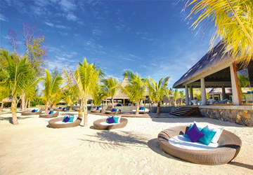 Heritage C Beach Club All Inclusive Day Package
