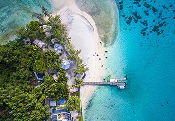 Ile Des Deux Cocos Villa