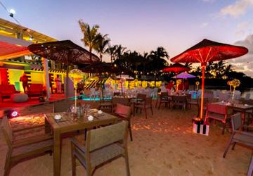 LUX* Grand Gaube Resort & Villas – Barefoot Dinner & Beach Bonfire
