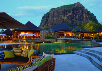 LUX* Le Morne Resort – Day Package