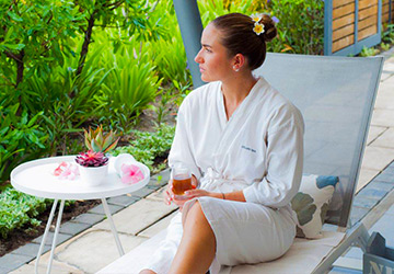 Couple Spa Package – Rituals Spa