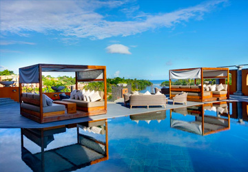 The Address Boutique Hotel Day Package with Lunch & Massage