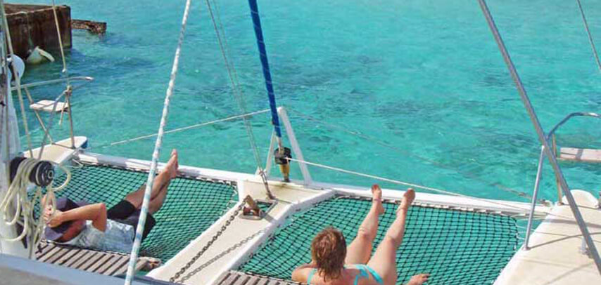 Exclusive Catamaran Cruise – Coin de Mire & Flat Island