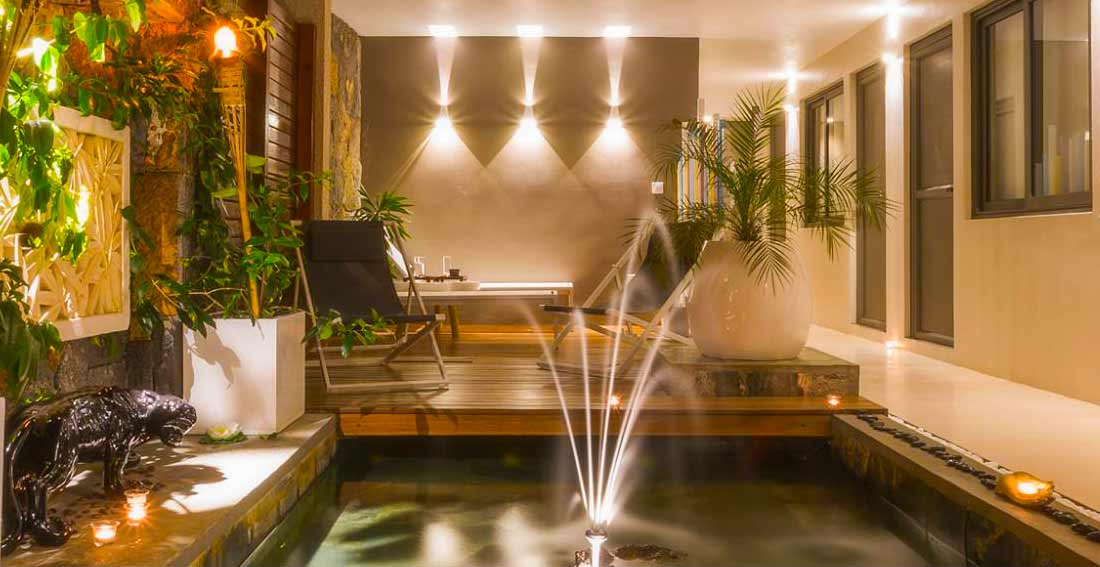 Stress Relief Spa Treatment – Foraha Spa