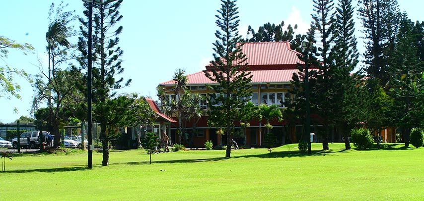 Gymkhana Club Golf Course