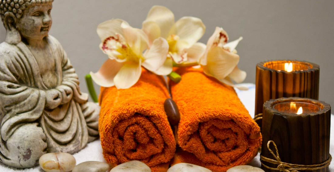 Romantic Couple Spa Offer
