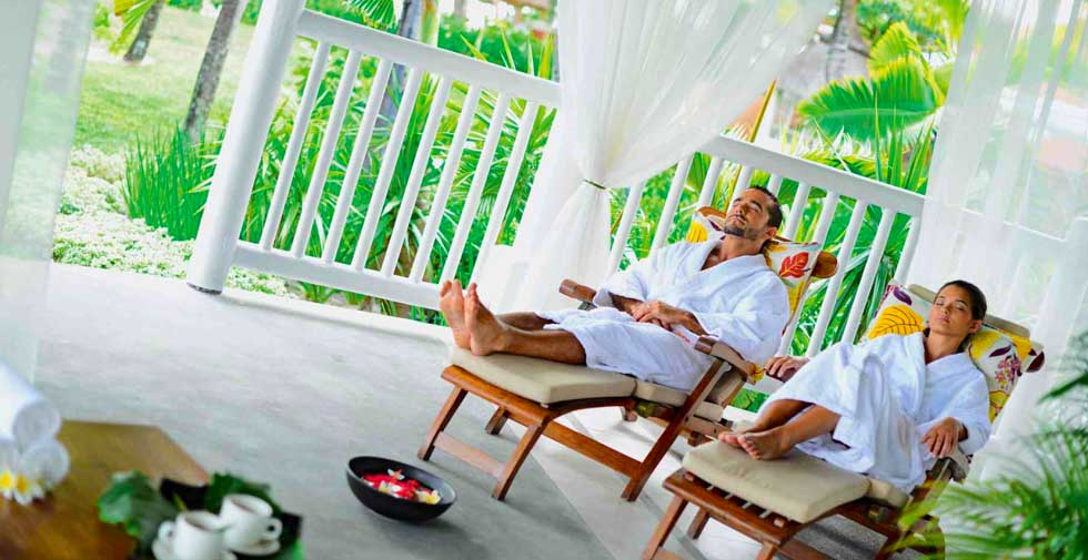 VIP Anti-Age Spa Treatment – Paradise Cove Resort