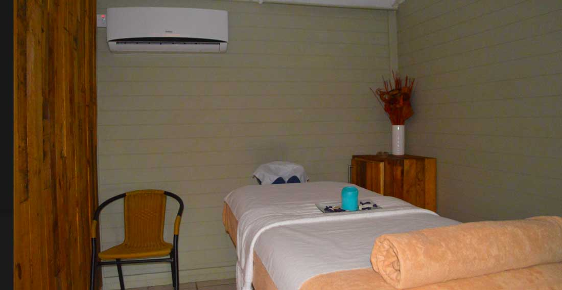 Body Massage & Scrub Spa Package