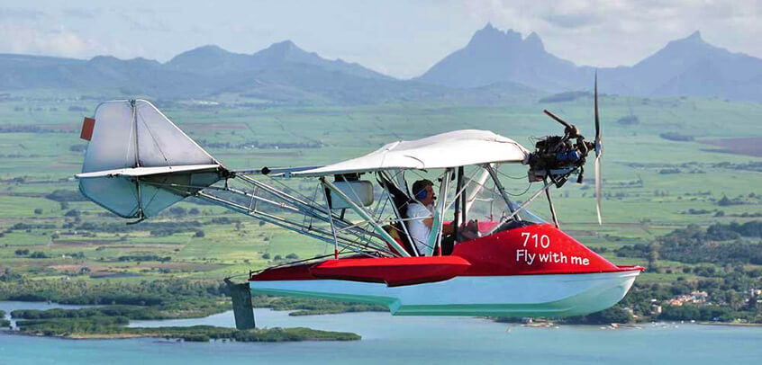 Exclusive Sightseeing Flight Experience