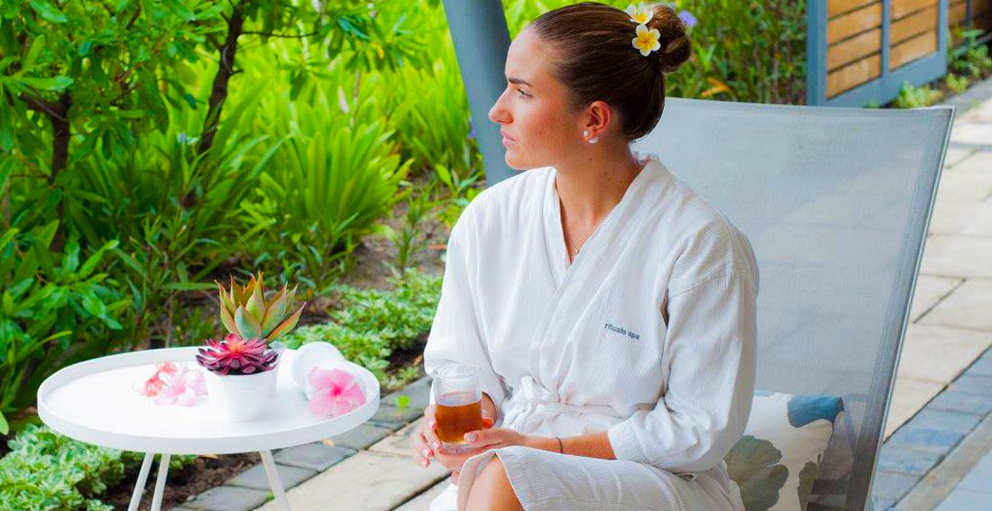 VIP Aromatherapy Spa Offer – Rituals Spa