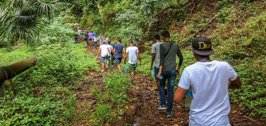 3-Hour Safari Walk at Domaine de Chazal with Optional Lunch