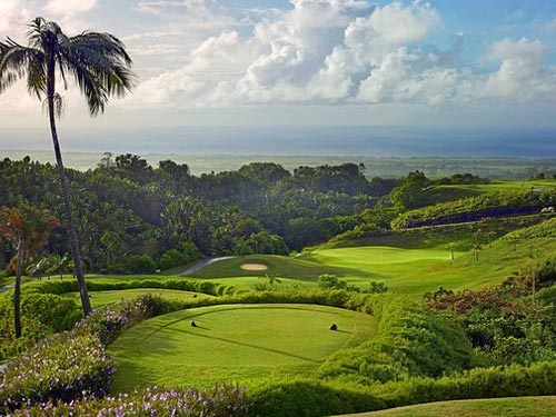 Avalon Golf Package