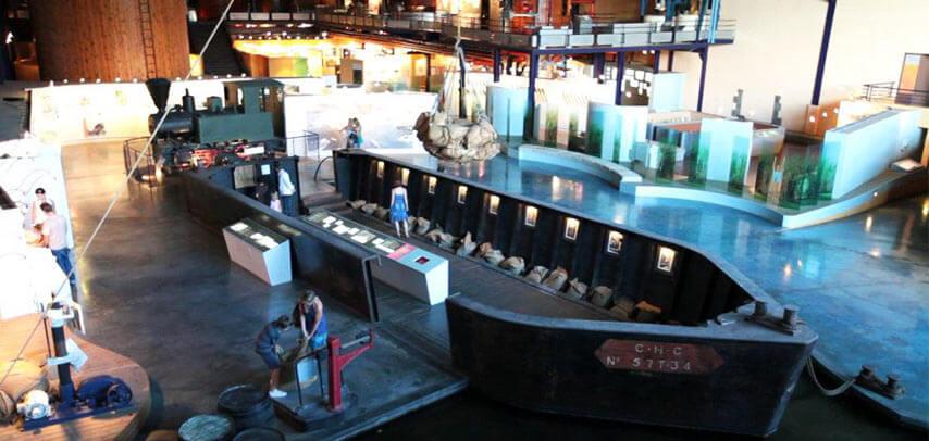 L'Aventure du Sucre – The Sugar Museum