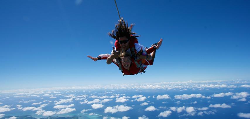 Skydive Mauritius (Tandem)