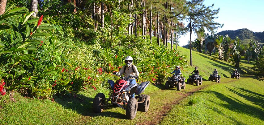 Big Foot Adventure – Half-Day Quad Biking In The South