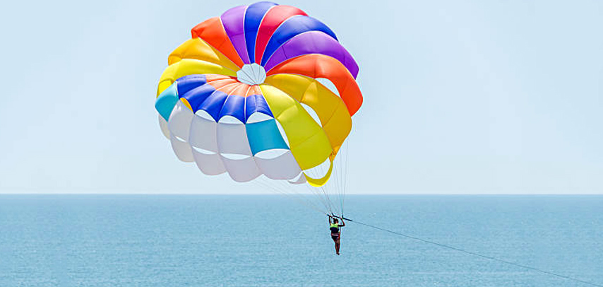 Grand Bay Parasailing (Single)