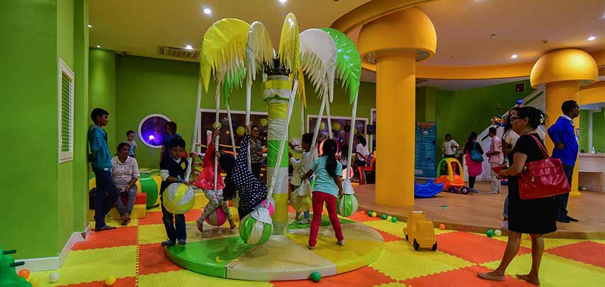 Kids Day Care at CocoTown Kids Trianon