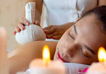 Couple Spa Treatment Offer