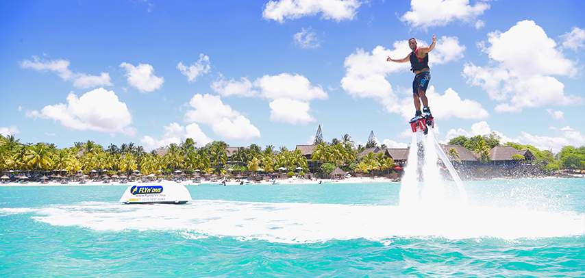 Fly like Iron Man n' Dive like a Dolphin – Flyboard Mauritius