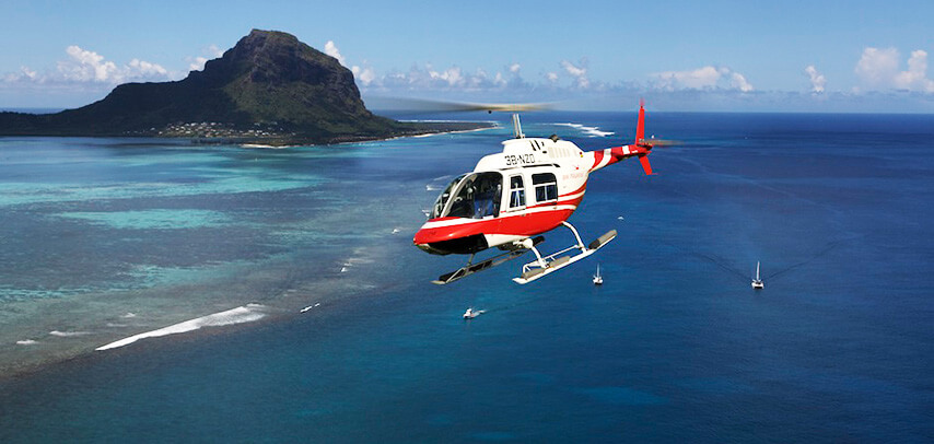 Helicopter Sightseeing Flight Tour