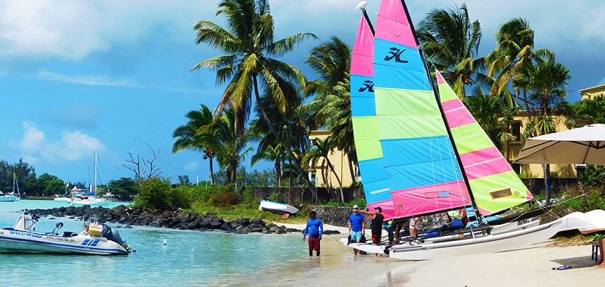 Half Day of Water Activities – Hobie Cat, Windsurfing & SUP