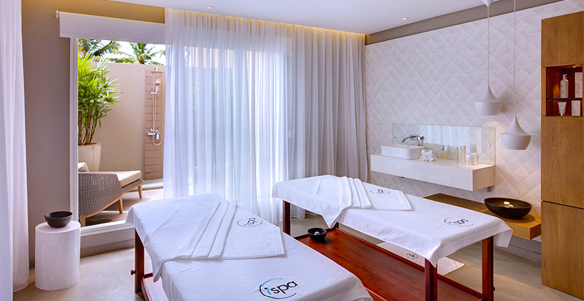 Relaxing Spa Massage at The Address Boutique Hotel