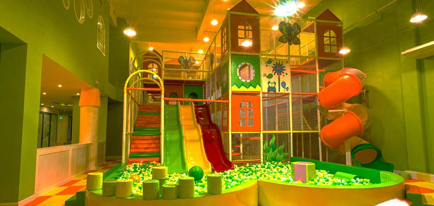 Kids Birthday Party at CocoTown Kids – Trianon