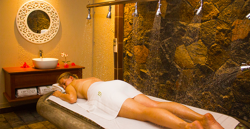 Luxury Aromatherapy Spa Treatment at Maritim Crystals Beach Hotel