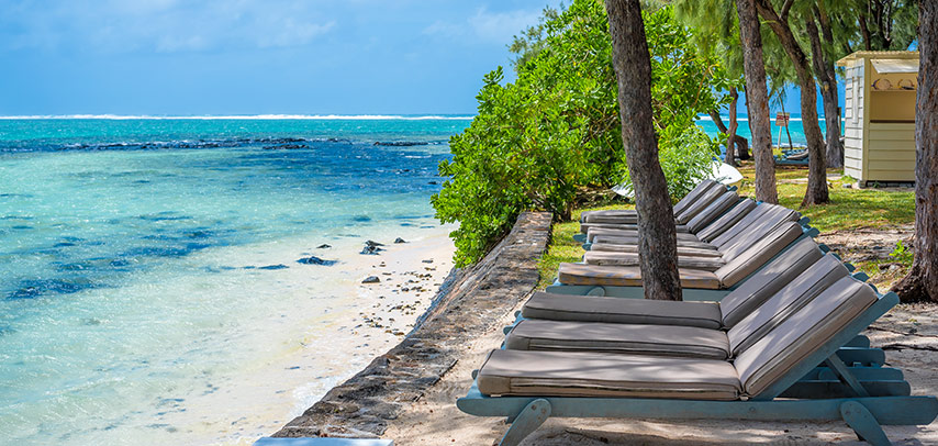 Luxury Day At Ile Des Deux Cocos Island