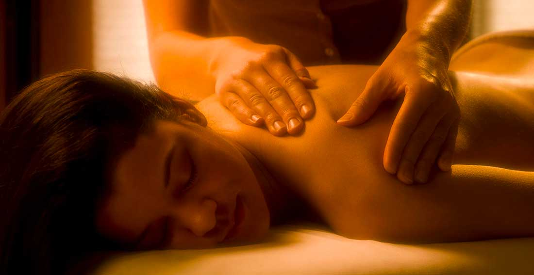 45 Min Back Scrub + Back Massage at Our Spa