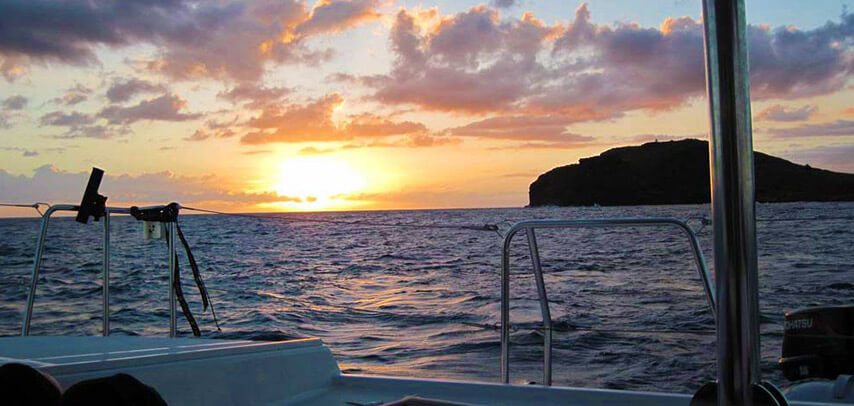 Private Catamaran 2 Hours Sunset Cruise
