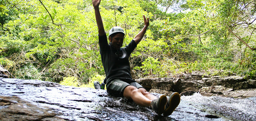 River Trek Adventure