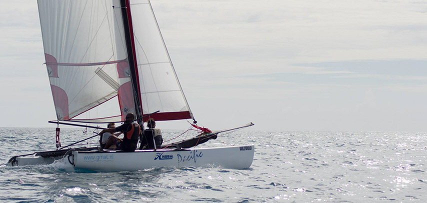15-hour Professional Sailing Course