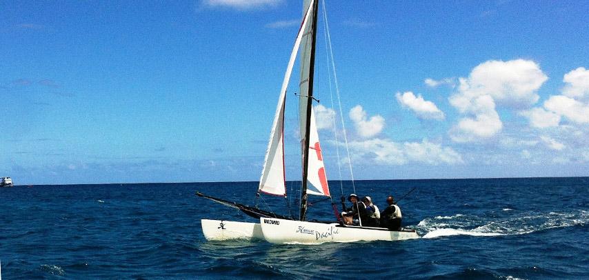 15-hour Professional Sailing Course