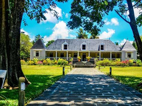 Saint Aubin House (Visit & Tour) + Optional Lunch