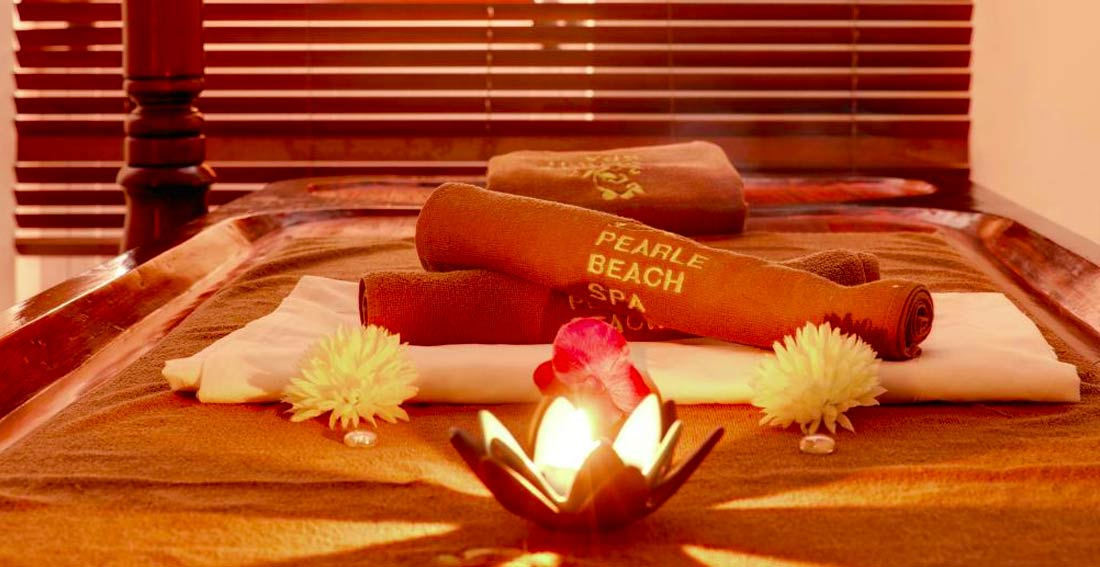 Candle Spa Treatment for Couples!