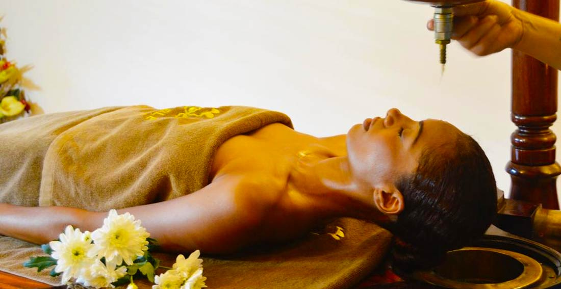 75-Min Head-to-toe Ayurvedic Spa Treatment